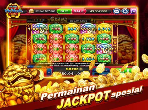 Casino Golden HoYeah Slots -Casino Slots syot layar 3