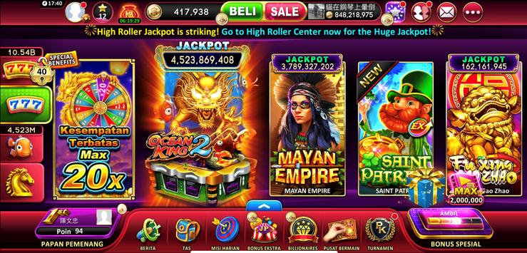 Casino Golden HoYeah Slots -Casino Slots syot layar 6