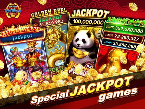 Slots (Golden HoYeah) - Casino Slots screenshot 13