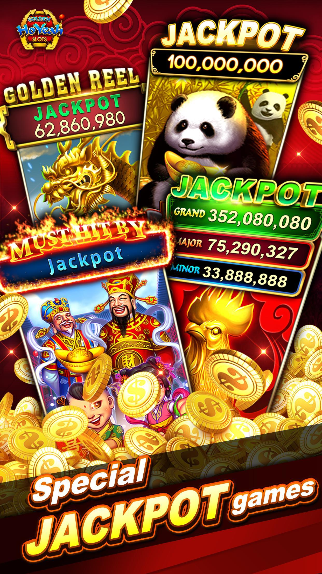 Slots (Golden HoYeah) - Casino Slots Android latest APK Download and Install.Over 10,, players are playing from around the globe.