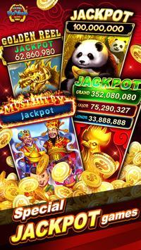 Slots (Golden HoYeah) - Casino Slots screenshot 3