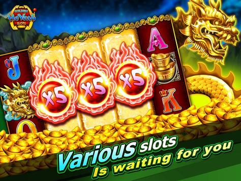 Slots (Golden HoYeah) - Casino Slots screenshot 7