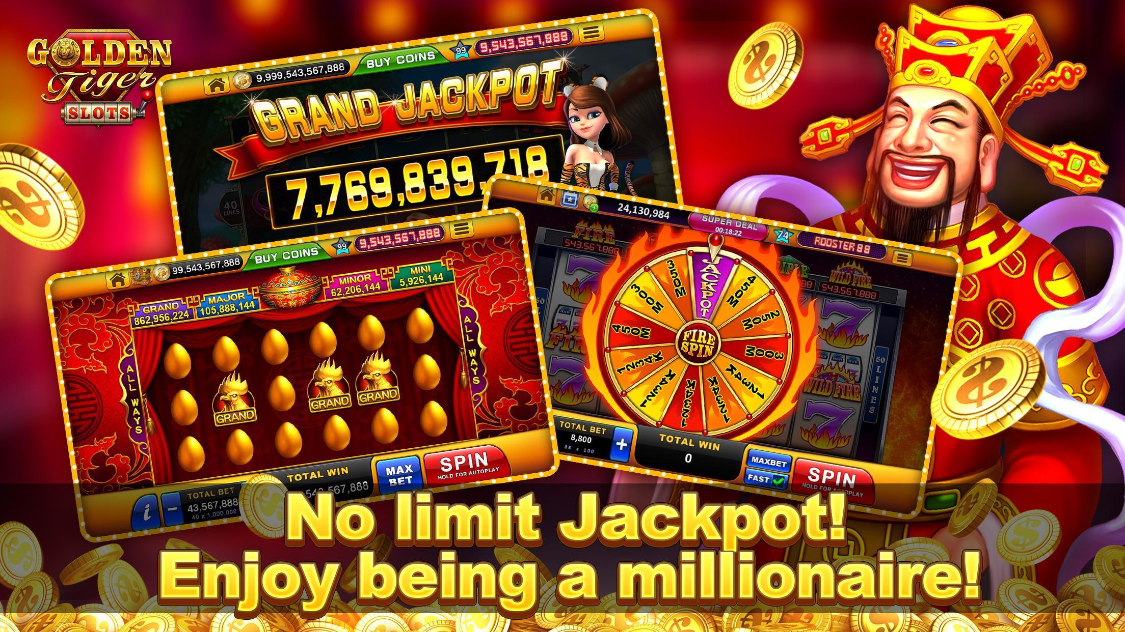 Online Casino Golden Games