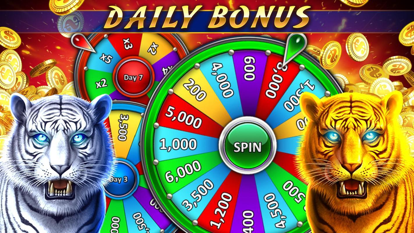 Free Slots Tiger