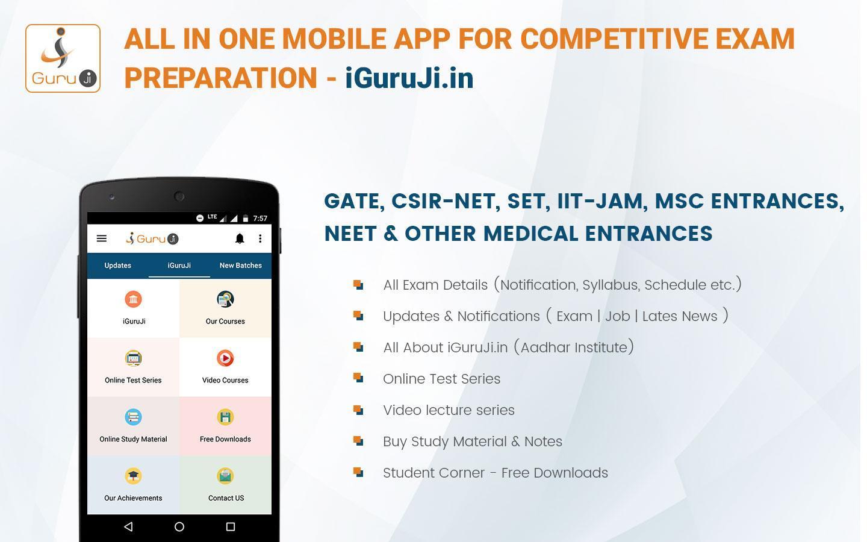 iGuruJi for Android - APK Download
