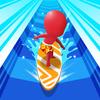Water Race 3D: Aqua Music Game aplikacja