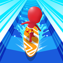 Water Race 3D: Aqua Music Game APK Android