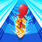 Water Race 3D: Aqua Music Game-APK