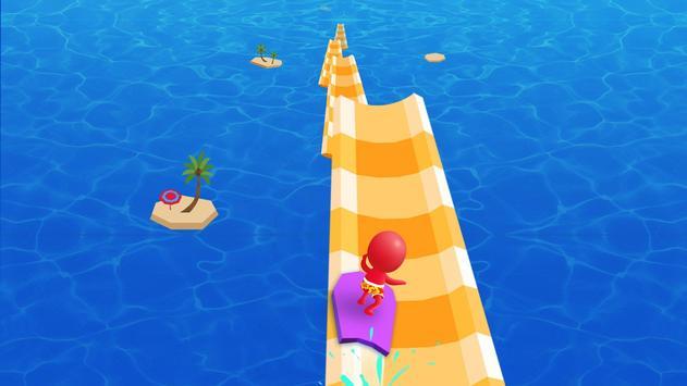 워터 레이스 3D: 아쿠아 뮤직 게임 스크린샷 14