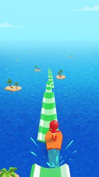 워터 레이스 3D: 아쿠아 뮤직 게임 스크린샷 18