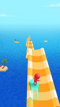 워터 레이스 3D: 아쿠아 뮤직 게임 스크린샷 1