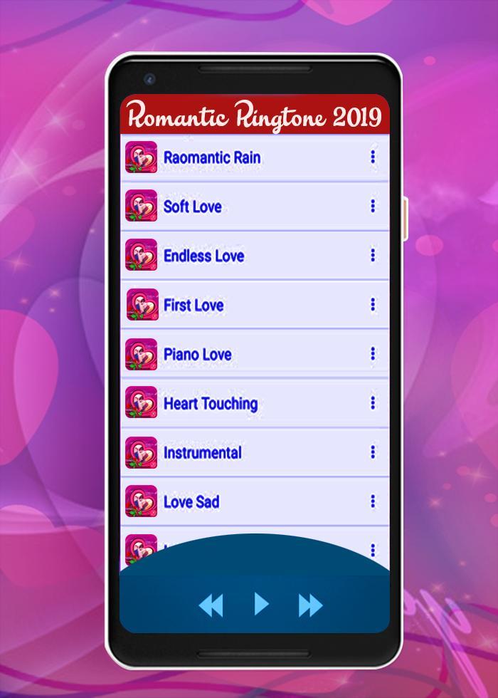 Love Ringtones : Romantic Music mp3 Sounds Tone for Android - APK