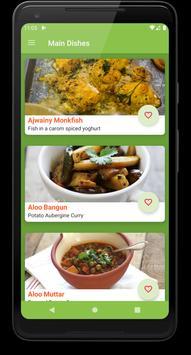 Indian Recipes Free screenshot 13