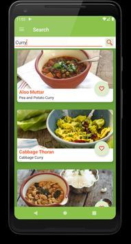 Indian Recipes Free screenshot 18