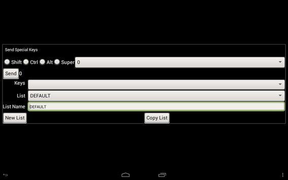 bVNC: Secure VNC Viewer imagem de tela 21