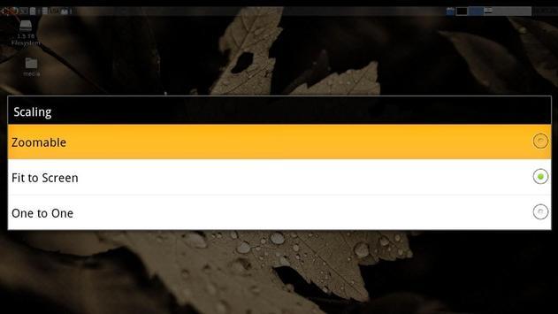 bVNC: Secure VNC Viewer imagem de tela 7