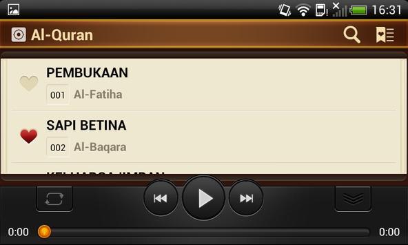 Al-Quran screenshot 5