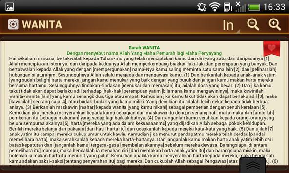 Al-Quran screenshot 6