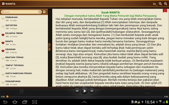 Al-Quran screenshot 7