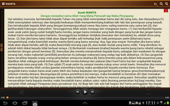 Al-Quran screenshot 8