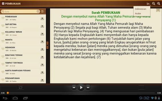Al-Quran screenshot 13