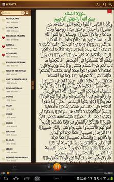 Al-Quran screenshot 10