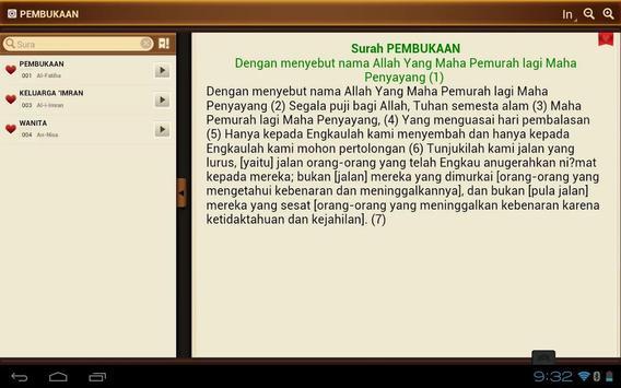 Al-Quran screenshot 14