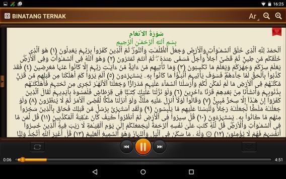Al-Quran screenshot 18
