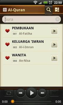 Al-Quran screenshot 1
