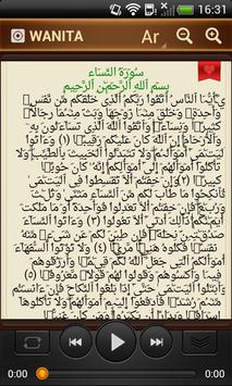 Al-Quran screenshot 3