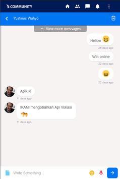 IKAMI Community screenshot 2