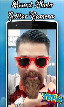 Beard Photo Editor Camera screenshot 6
