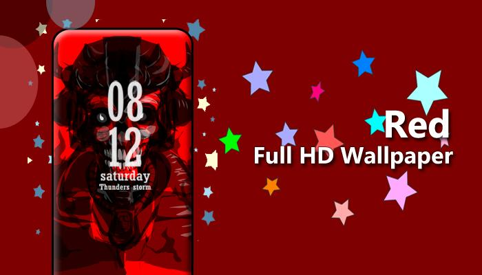 Red Wallpaper Full Hd For Android Apk Download