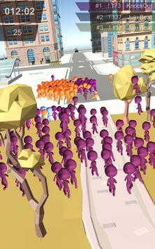 Crowd City .io screenshot 2