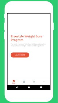 Freestyle Weight Loss Program poster