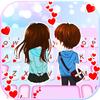 Klawiatura motywów Young Couple Love ikona