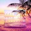 Sunsetbeach Klavye Teması simgesi