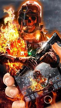 Battle Skull poster