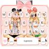 Yeni Havalı Best Friends Klavye Teması simgesi