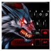Klawiatura motywów Bloody Metal Scary Wolf ikona