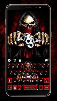 Bloody Skull Guns poster