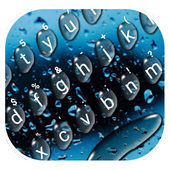 Cool Raindrops Water icon