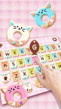 Colorful Donuts Button 스크린샷 1