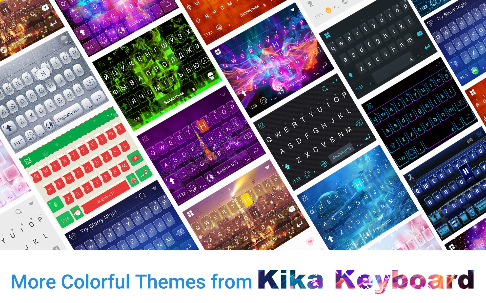 Cracked Kika Keyboard Theme for Android - APK Download