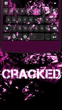 Cracked Kika Keyboard Theme poster