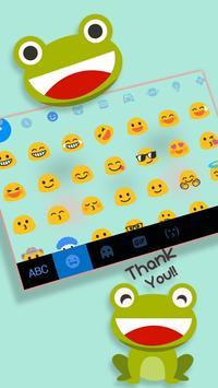 ثيم لوحة المفاتيح Cute Sweet Face تصوير الشاشة 2