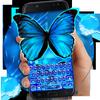 Chủ Đề Bàn Phím Delicate Neon Butterfly biểu tượng