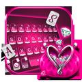 最新版、クールな Diamond Purse のテーマキーボード