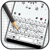 Doodle Sms Keyboard Theme icon
