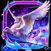 Chủ Đề Bàn Phím Dreamy Wing Unicorn biểu tượng